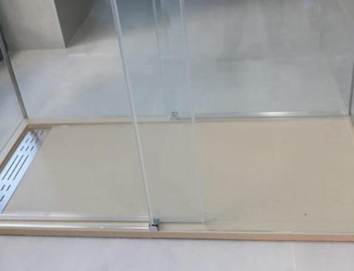 Plato de ducha Excelsior en color Crema Arena